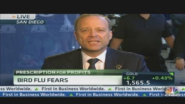 Sanofi CEO on Bird Flu Fears