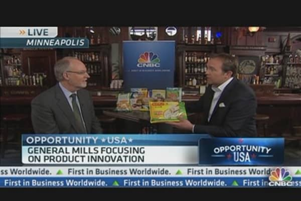 General Mills CEO: Global Growth Creating Jobs In Minneapolis