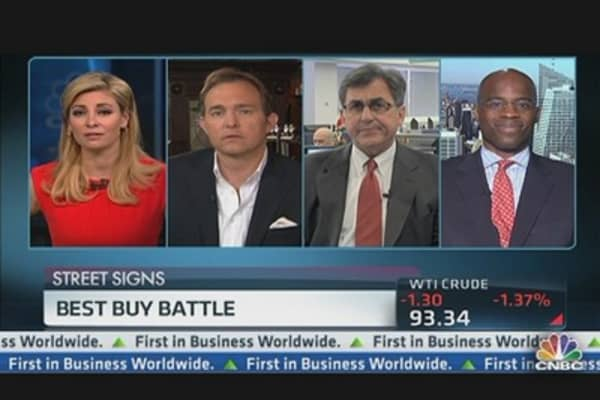 Pachter: Best Buy's 'Business Remains Terrible'