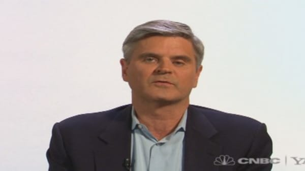 Off the Cuff: Steve Case