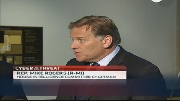 Lawmakers Amend Controversial Cyber-Security Bill (CISPA)
