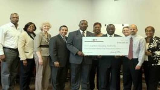 BankPlus and FHLB Dallas Grant Assists Canton Homeowners