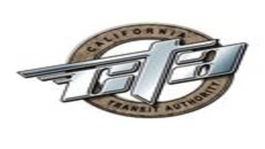 California Transit Authority logo
