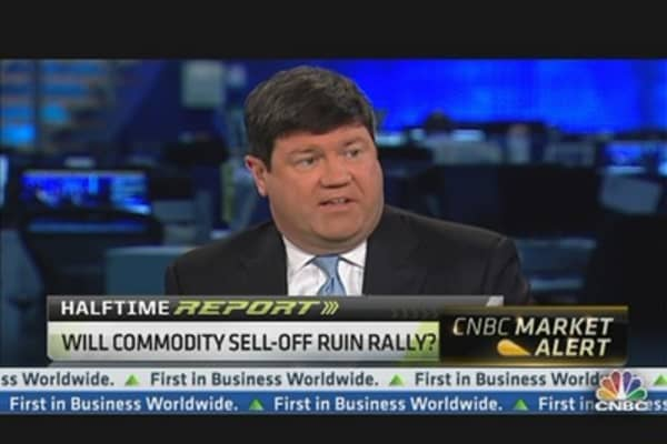 Best Commodity to Watch: Jack Caffrey