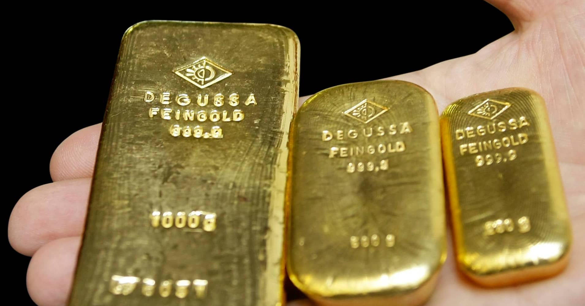 as funds get massively short gold could spike