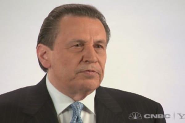 Off the Cuff: George Michel, Boston Market CEO