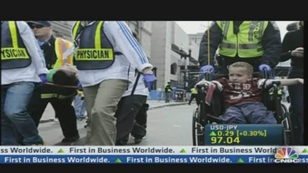 Two Dead in Boston Bombing