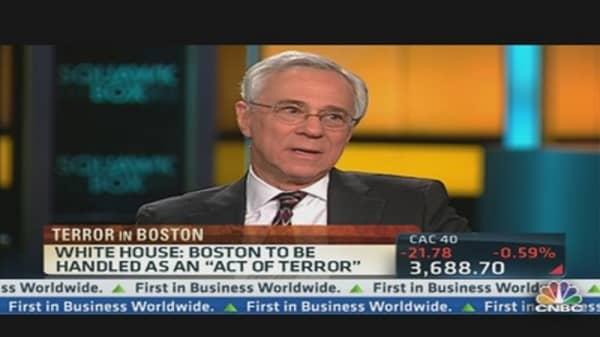 White House: Boston Bombing Handled as 'Act of Terror'