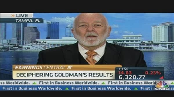 Bove Deciphers Goldman's Results
