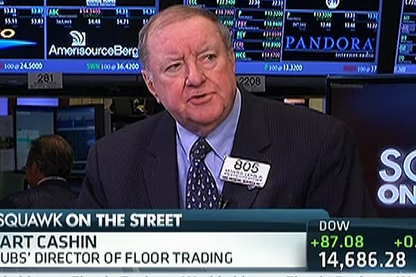 Cashin: Why Stocks Are Bouncing Back