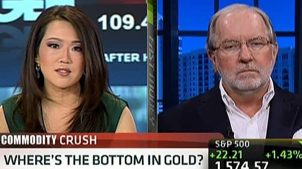 Dennis Gartman 'Enamored' of This Gold Trade