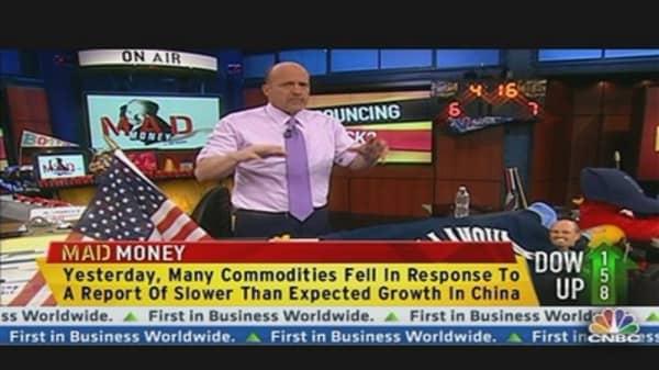 Cramer: Reasons to Worry?