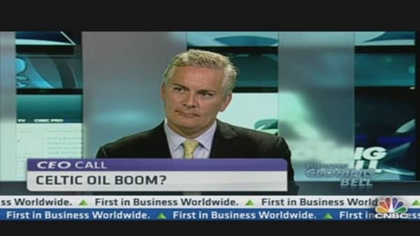 Is Ireland the Next Big Oil Exporter?
