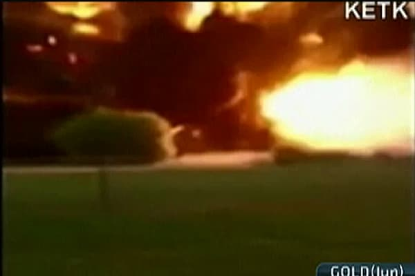 Deadly Explosion Rips Through Texas Plant