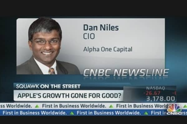 'Don't Try to Guess' Tech Bottom: Analyst