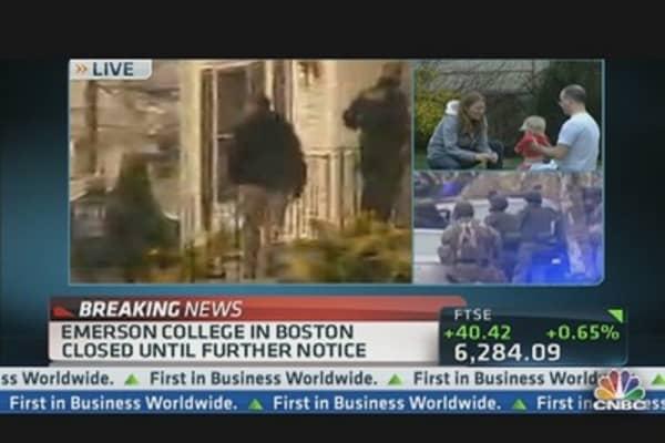 'Still Dangerous' Situation in Boston: Expert