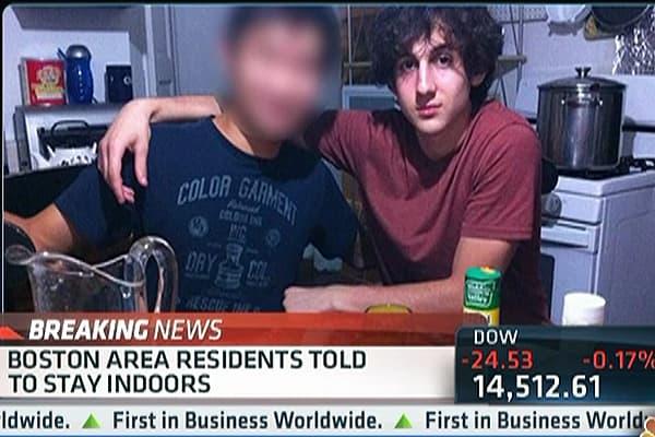 Dzhokhar Tsarnaev's Social Media Page