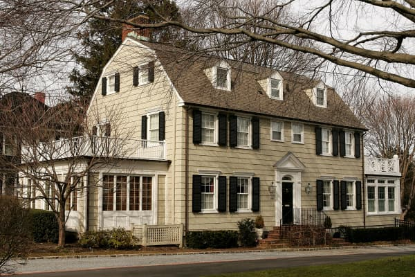 Amittyville Horror House