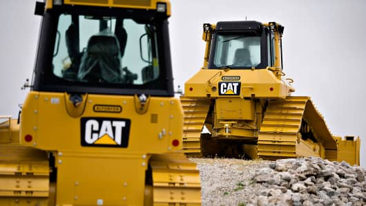 Caterpillar, Inc. (NYSE:CAT) Traded Over Its 50 Day Average