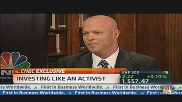 Investing Like an Activist