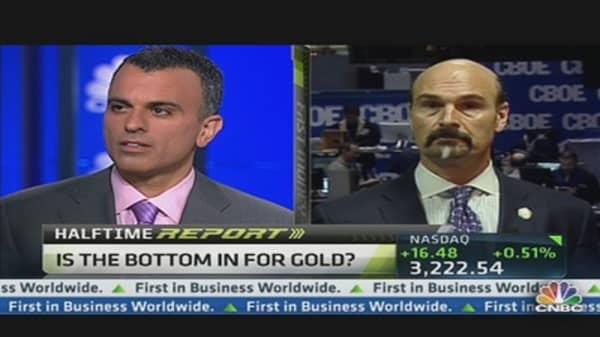 My Problem With Gold Trade: Terranova