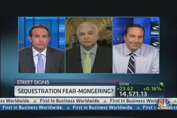 Sequestration Fear-Mongering?