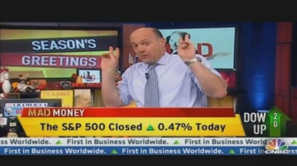 Cramer: Earnings Can Be Deceiving