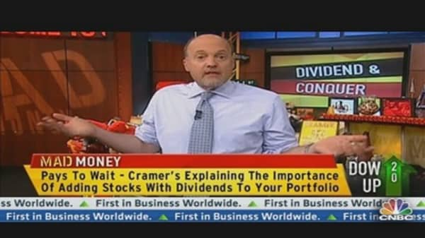 Cramer Sorts Out Buybacks & Dividends
