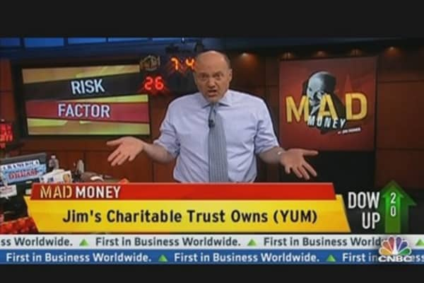 Cramer: Hidden Risk Factors