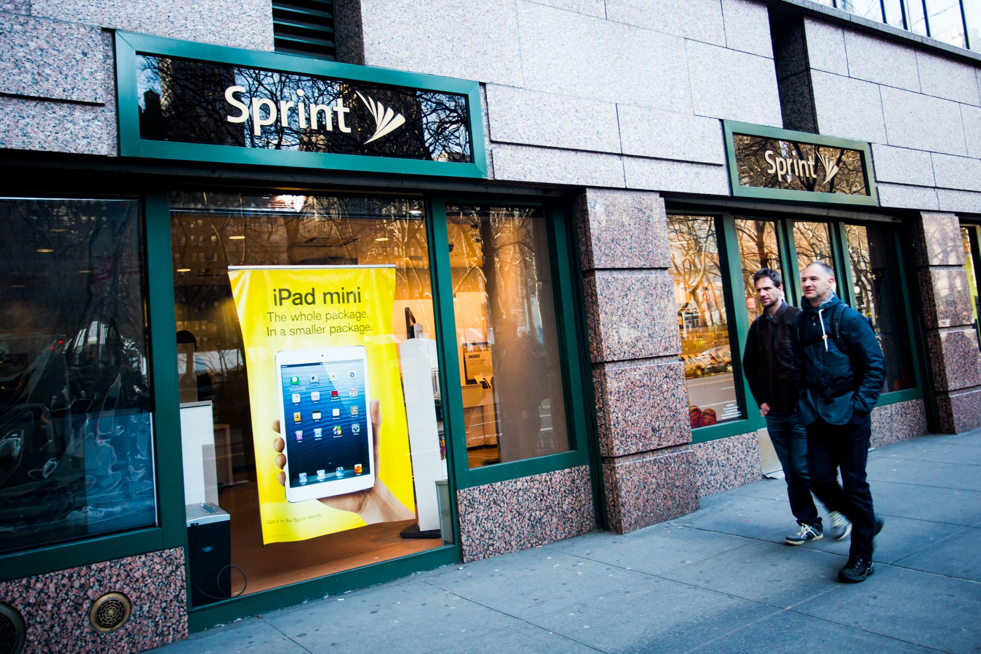 Japans softbank cleared to buy sprint nextel biocorpaavc Image collections