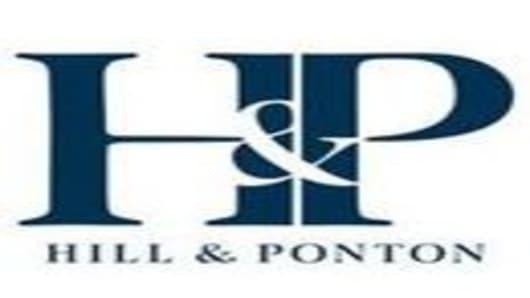 Hill & Ponton Logo