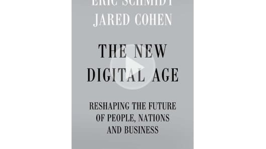 The New Digital Age, Eric Schmidt & Jared Cohen