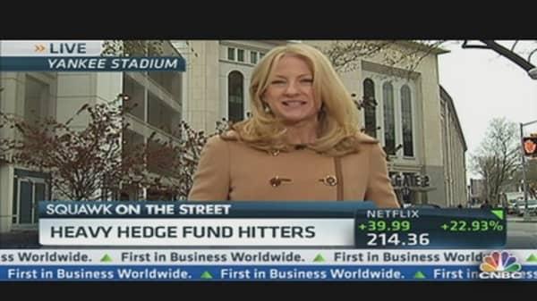 Biggest Hedge Fund Players Gather at Yankee Stadium