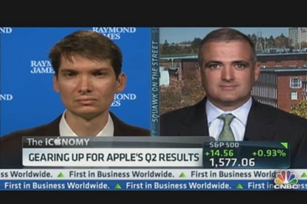 Betting on Apple's Turnaround