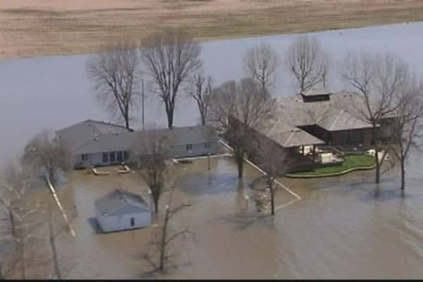 Deadly Flooding Hits Midwestern States