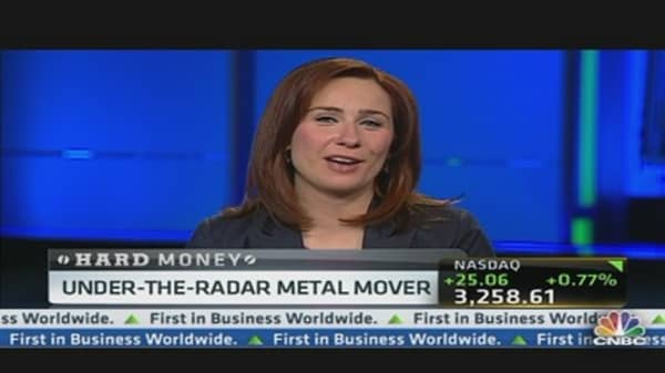 Under the Radar Metal Mover