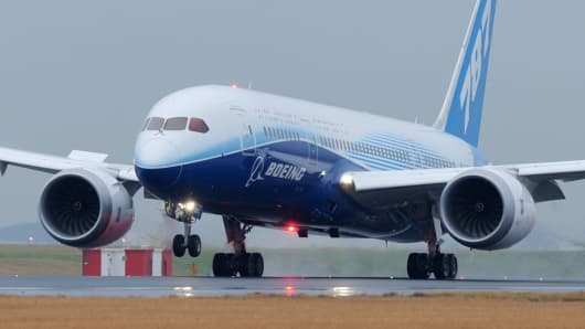 Boeing 787 Dreamliiner