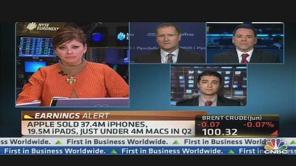 Apple Increases Stock Buyback Program