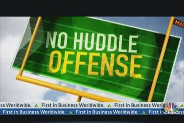 No Huddle Offense: Netflix