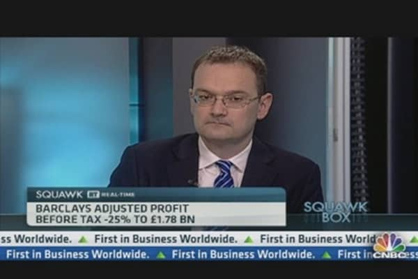 Give Barclays Benefit of the Doubt: Pro