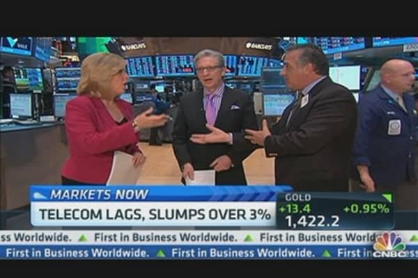 Goldman Sachs Leading the Bulls
