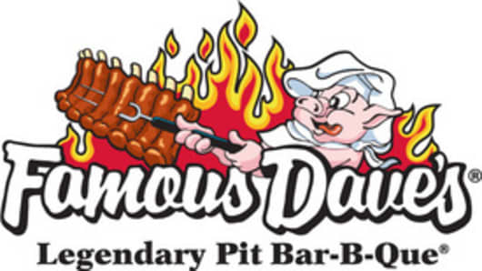 Famous Dave's of America Logo