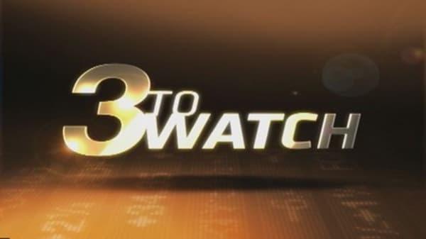 3 to Watch: QCOM, ZNGA, HSY