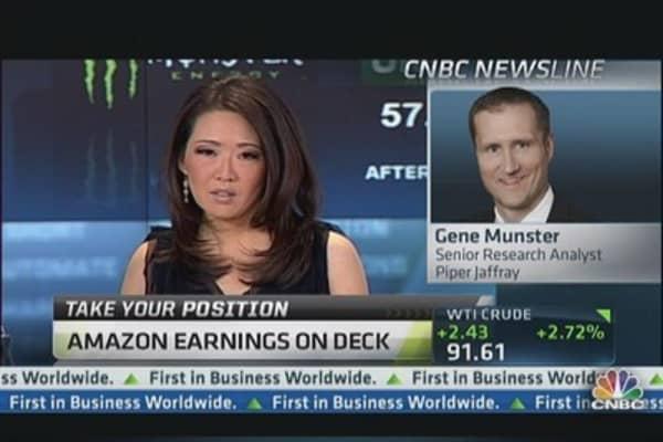 'Stay Long' Amazon.com: Gene Munster