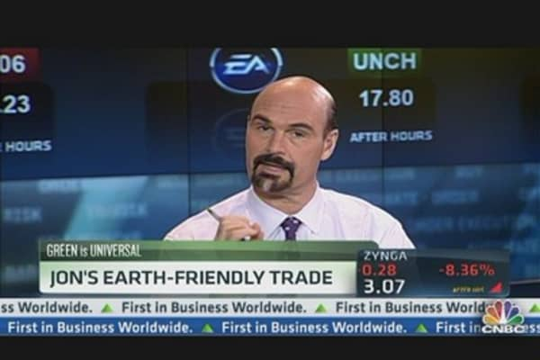 Happy Earth Week! Earth-Friendly Trades