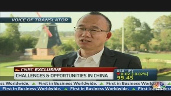Entrepreneurship Will Lift Economy: China's Warren Buffet