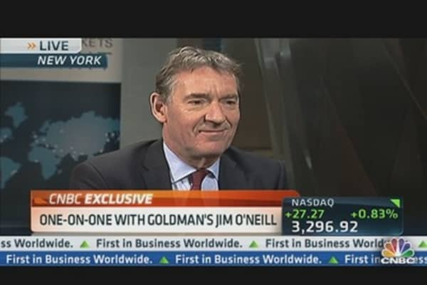 Global Plays With Goldman's O'Neill