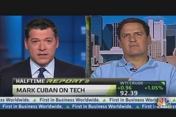 Mark Cuban on Tech