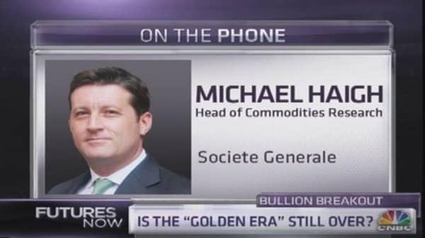 Golden Era Still Over: SocGen