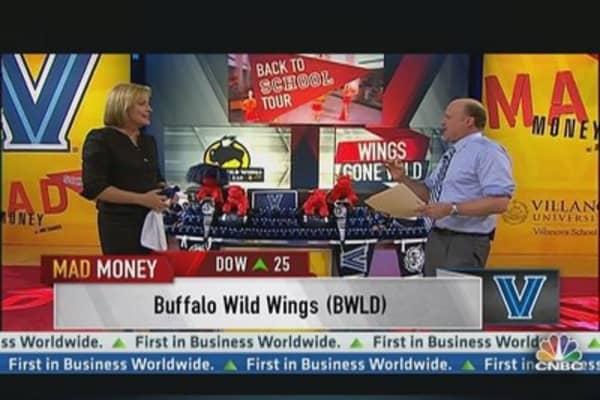 Buffalo Wild Wings CEO on Sports & Wings